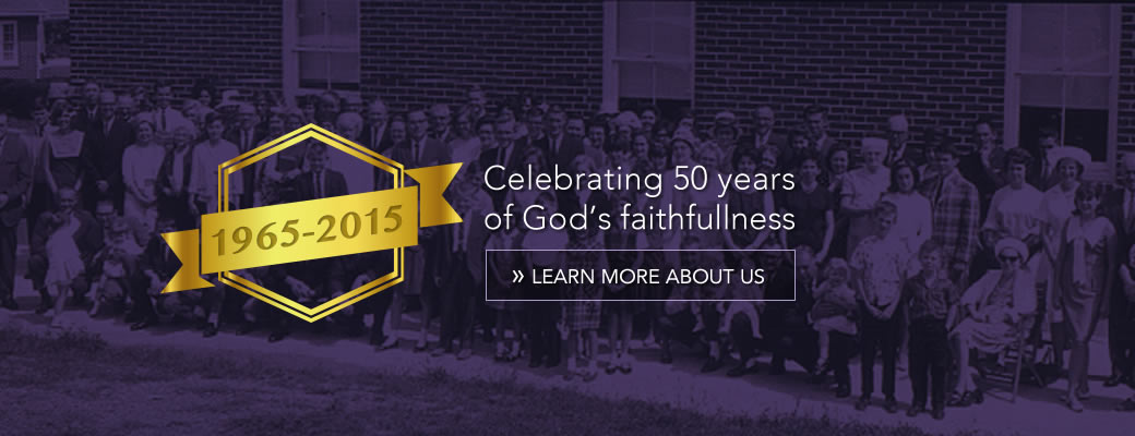 Westview Baptist Church is Celebrating 50 years!