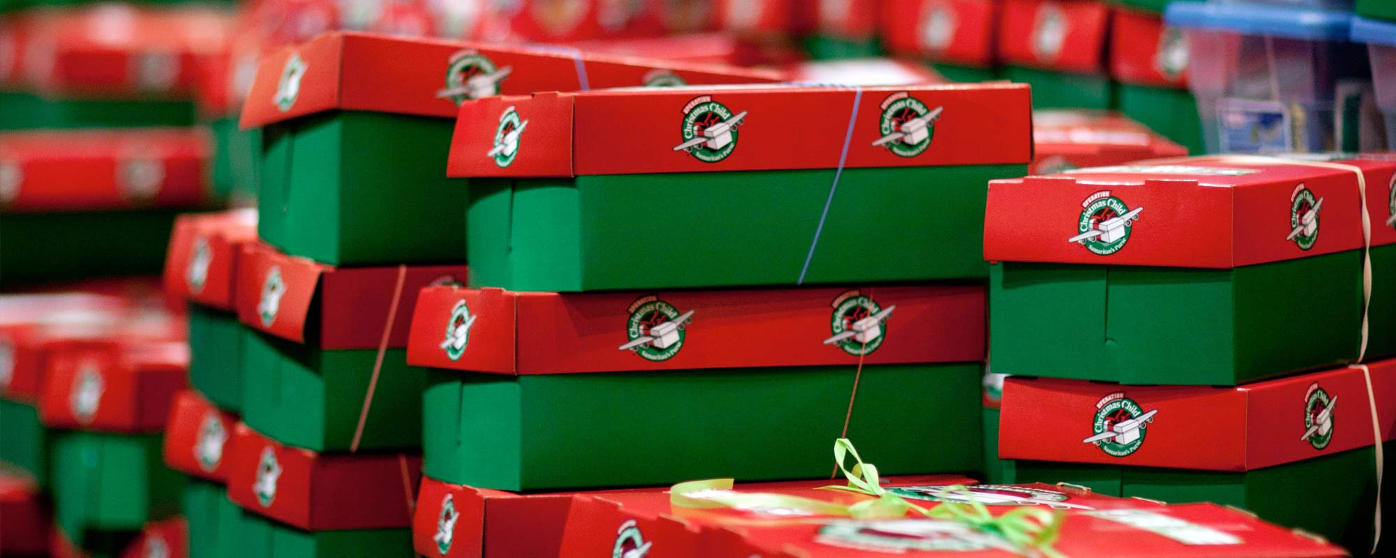 operation christmas child packing party - Operation Christmas Child Shoeboxes